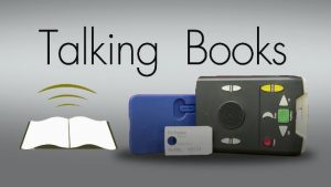 Talking Book for webpage